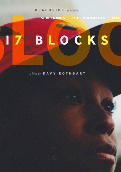 17 Blocks film documentaire affiche