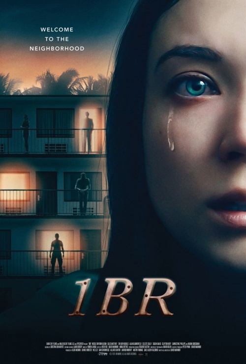 1BR The Apartment film affiche