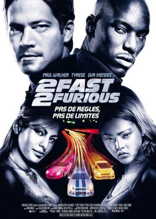 2 Fast 2 Furious film affiche