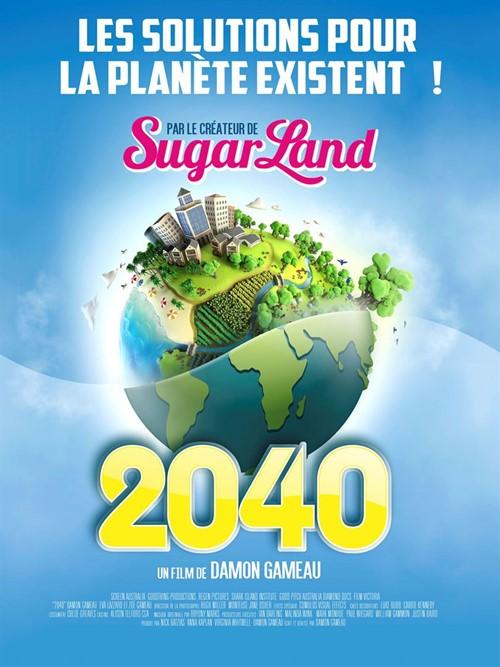 2040 film documentaire affiche