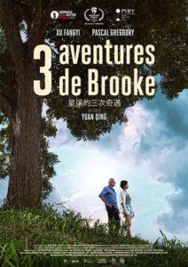 3 aventures de Brooke film affiche finale