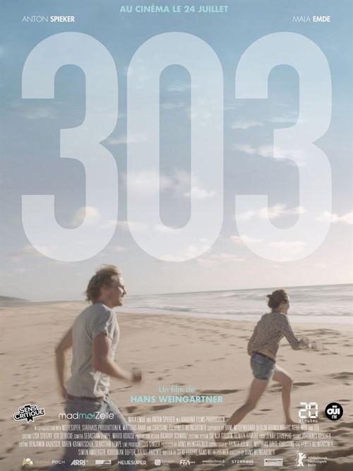303 film affiche