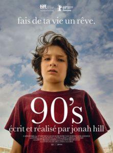 90's film affiche