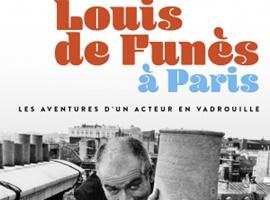 Encart Louis de Funès à Paris