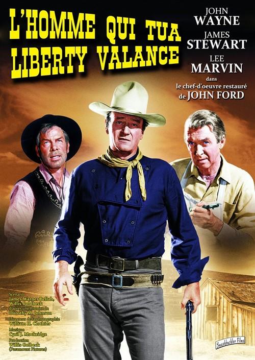Été en cinémascope 2019 - projection L'homme qui tua liberty Valance