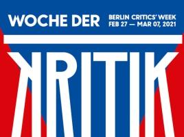 Festival de Berlin 2021 Semaine de la critique affiche horizontale