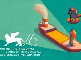 Festival de Venise 2019 affiche horizontale petite