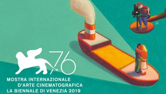 Festival de Venise 2019 sélection affiche horizontale news