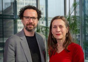 Festival de Berlin - Berlinale 2020 photo des deux directeurs