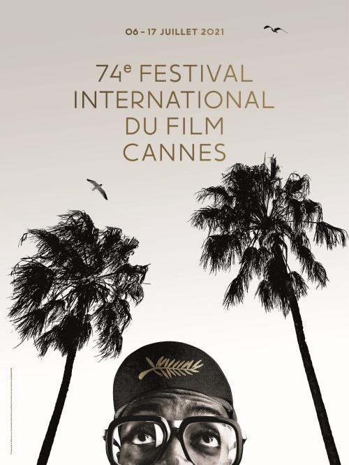 Festival de Cannes 2021 affiche
