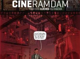 Livre BD CinéRamDam couverture Encart droite