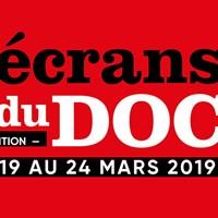 Logo Ecrans du Doc Décines Le Toboggan
