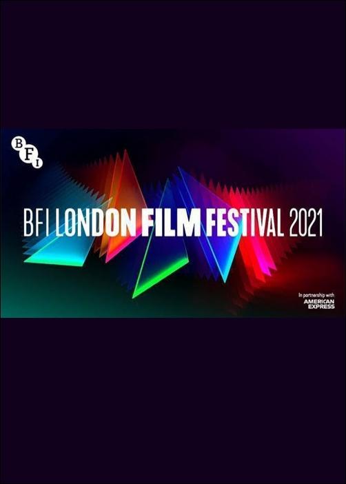 BFI London Film Festival 2021 affiche
