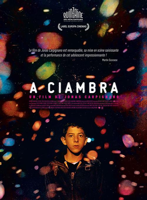 A Ciambra film affiche
