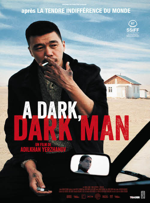 A Dark Dark Man film affiche