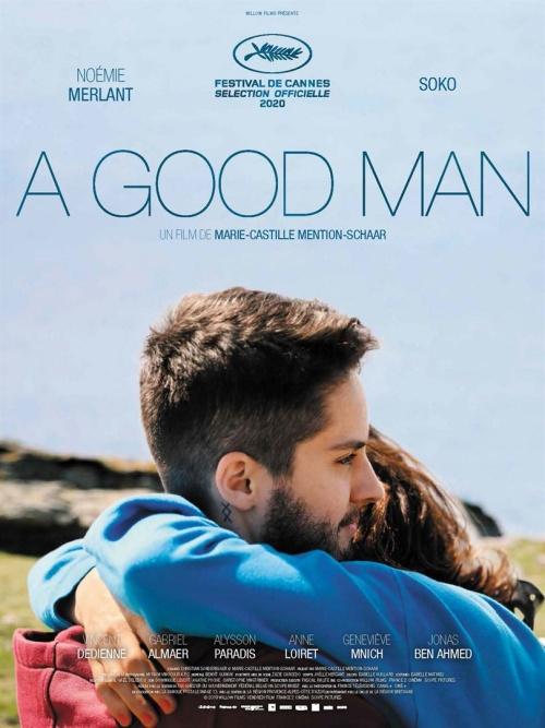 A Good Man film affiche définitive