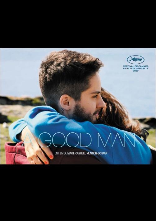 A Good Man film affiche provisoire réalisé par Marie-Castille Mention-Schaar