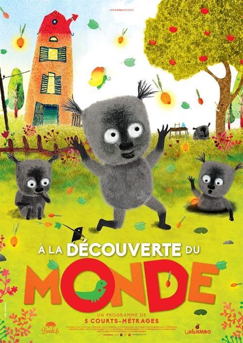 A la découverte du monde film animation affiche
