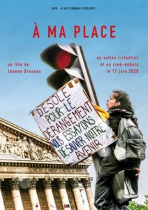 A ma place film documentaire affiche