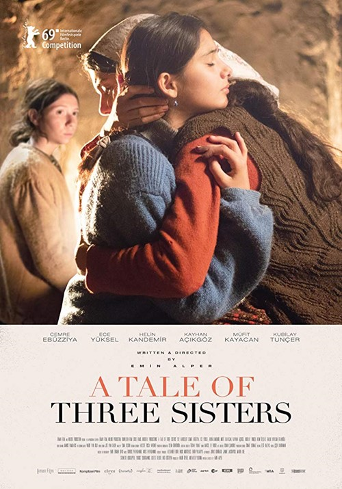 A tale of three sisters film affiche