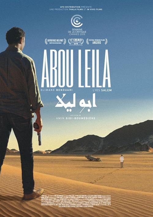 Abou Leila film affiche