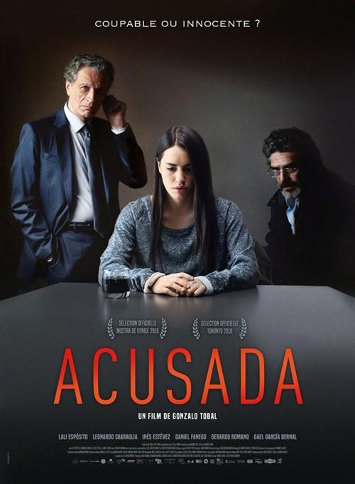 Acusada film affiche