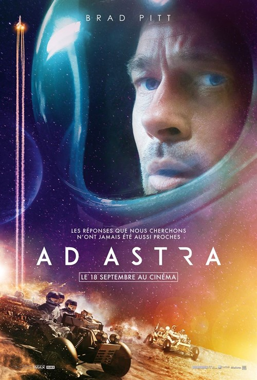 Ad Astra film affiche