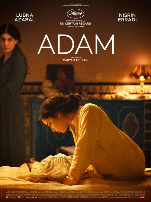 Adam film affiche