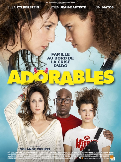 Adorables film affiche