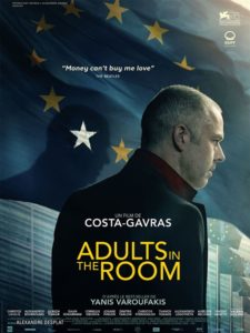 Adults in the room film affiche