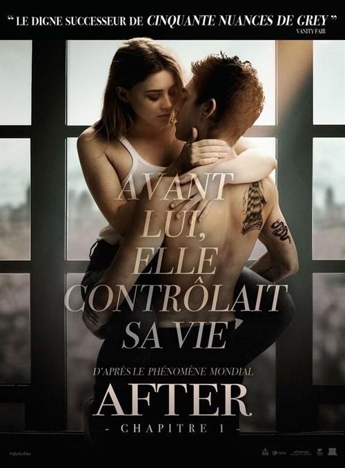 After - chapitre 1 film affiche