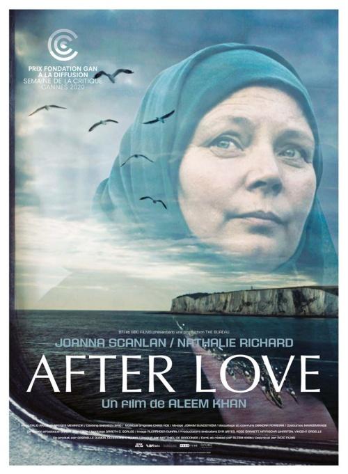 After Love film affiche définitive réalisé par Aleem Khan