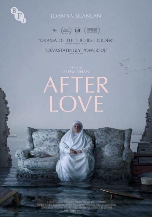 After Love film affiche réalisé par Aleem Khan