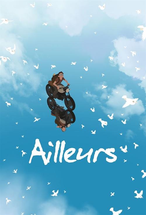 Ailleurs film animation affiche
