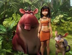 Ainbo, princesse d'Amazonie film vignette Une petite