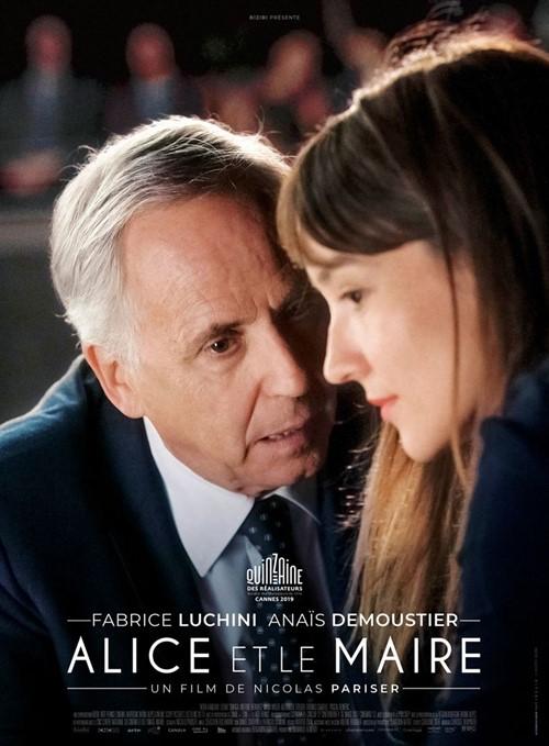 Alice et le maire film affiche