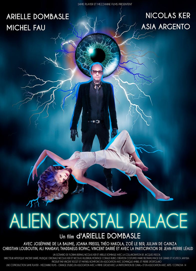 Alien Crystal Palace film affiche