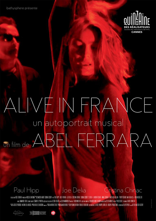 Alive in France documentaire affiche