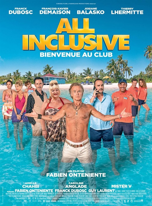 All inclusive film affiche
