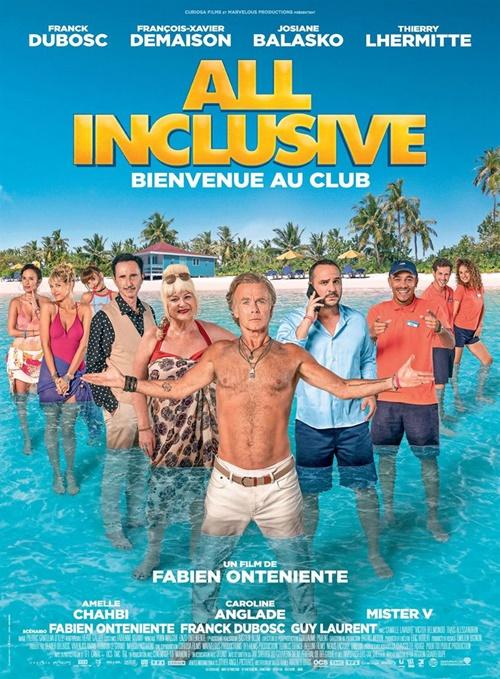 All inclusive film affiche