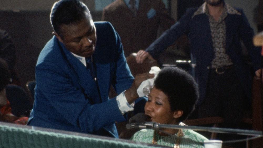Amazing Grace - Aretha Franklin film documentaire image