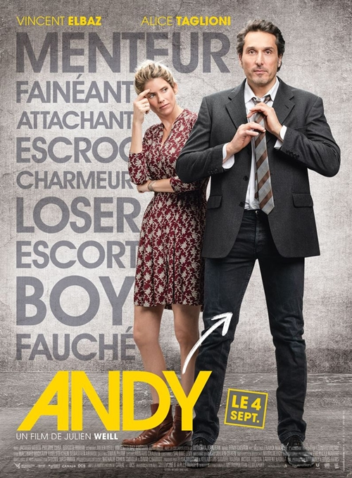 Andy film affiche