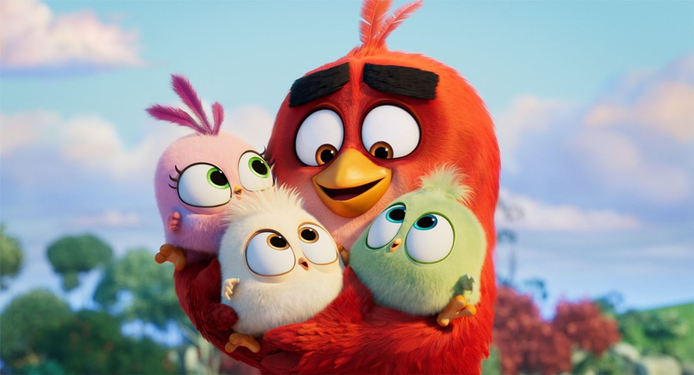 Angry Birds 2 copains comme cochons film animation image