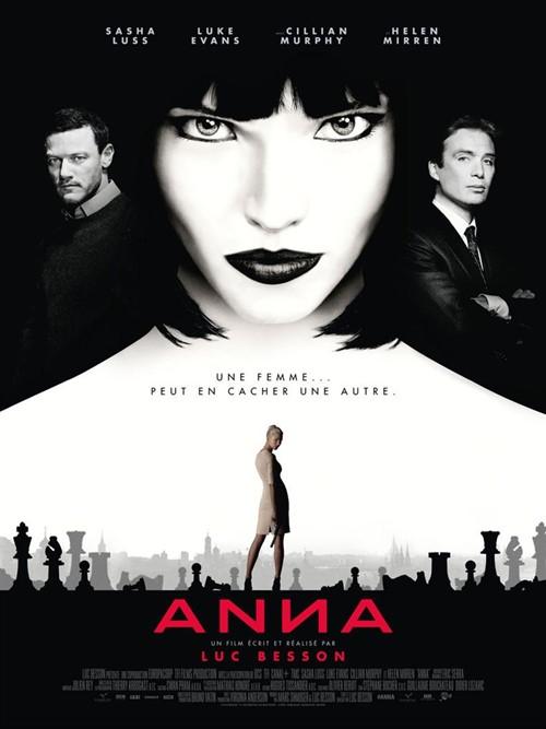 Anna Luc Besson film affiche