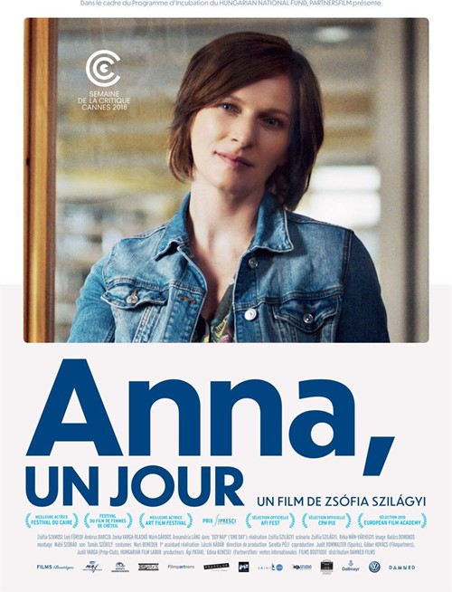 Anna, un jour film affiche