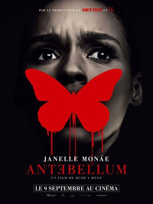 Antebellum film affiche