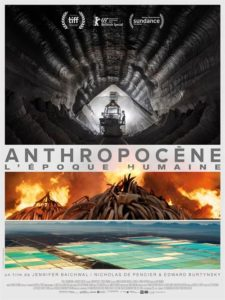Anthropocène, l'ère humaine film affiche définitive