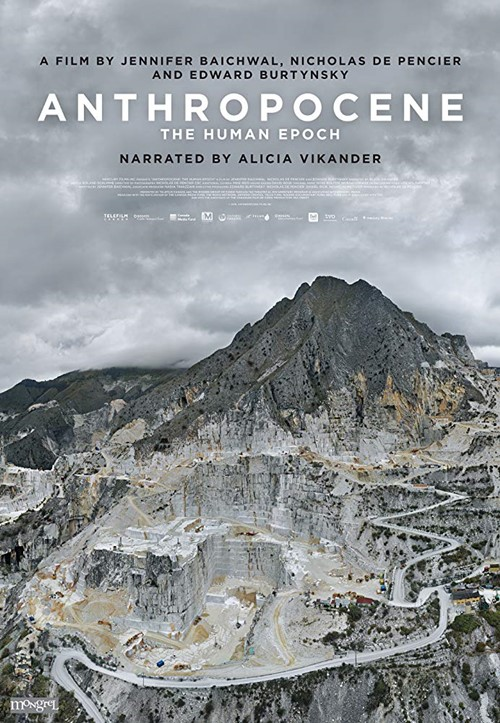 Anthropocene the human epoch film affiche