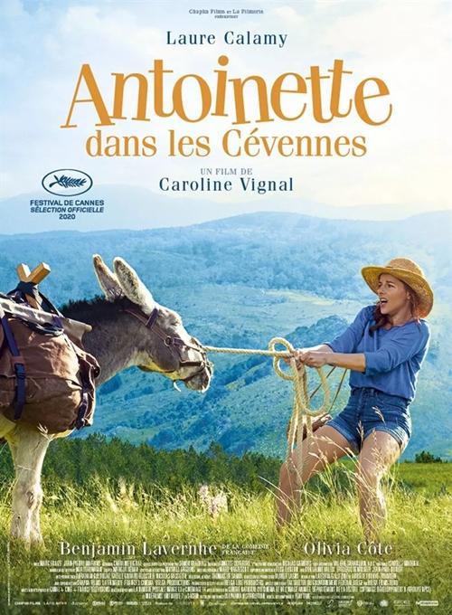 Antoinette dans les Cévennes film affiche