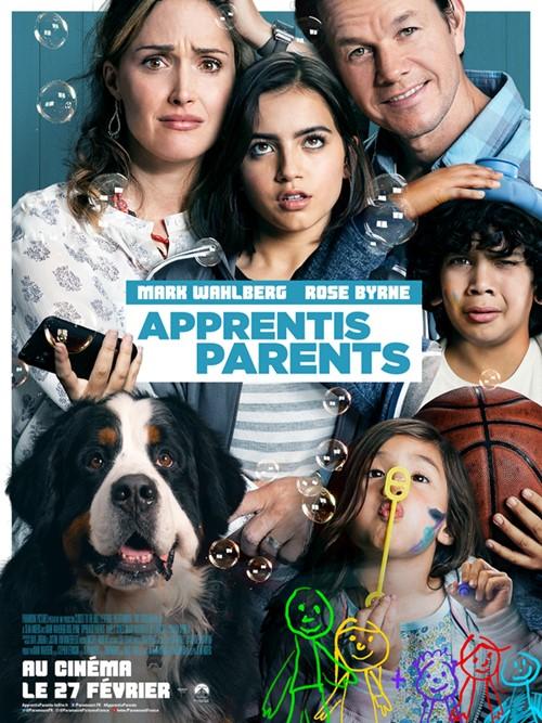 Apprentis parents film affiche